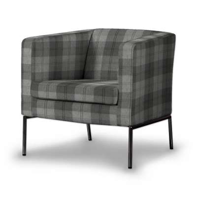 Klappsta päällinen nojatuoli mallistosta Edinburgh, Kangas: 115-75