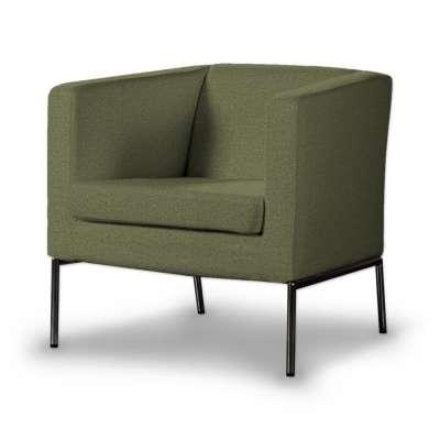 Pokrowiec na fotel Klappsta w kolekcji Madrid, tkanina: 161-22