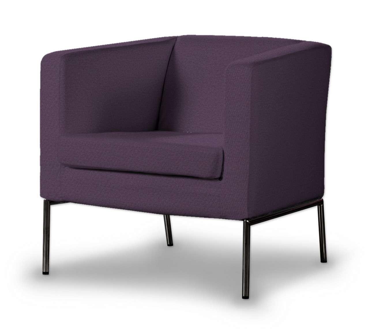 Pokrowiec na fotel Klappsta w kolekcji Etna, tkanina: 161-27