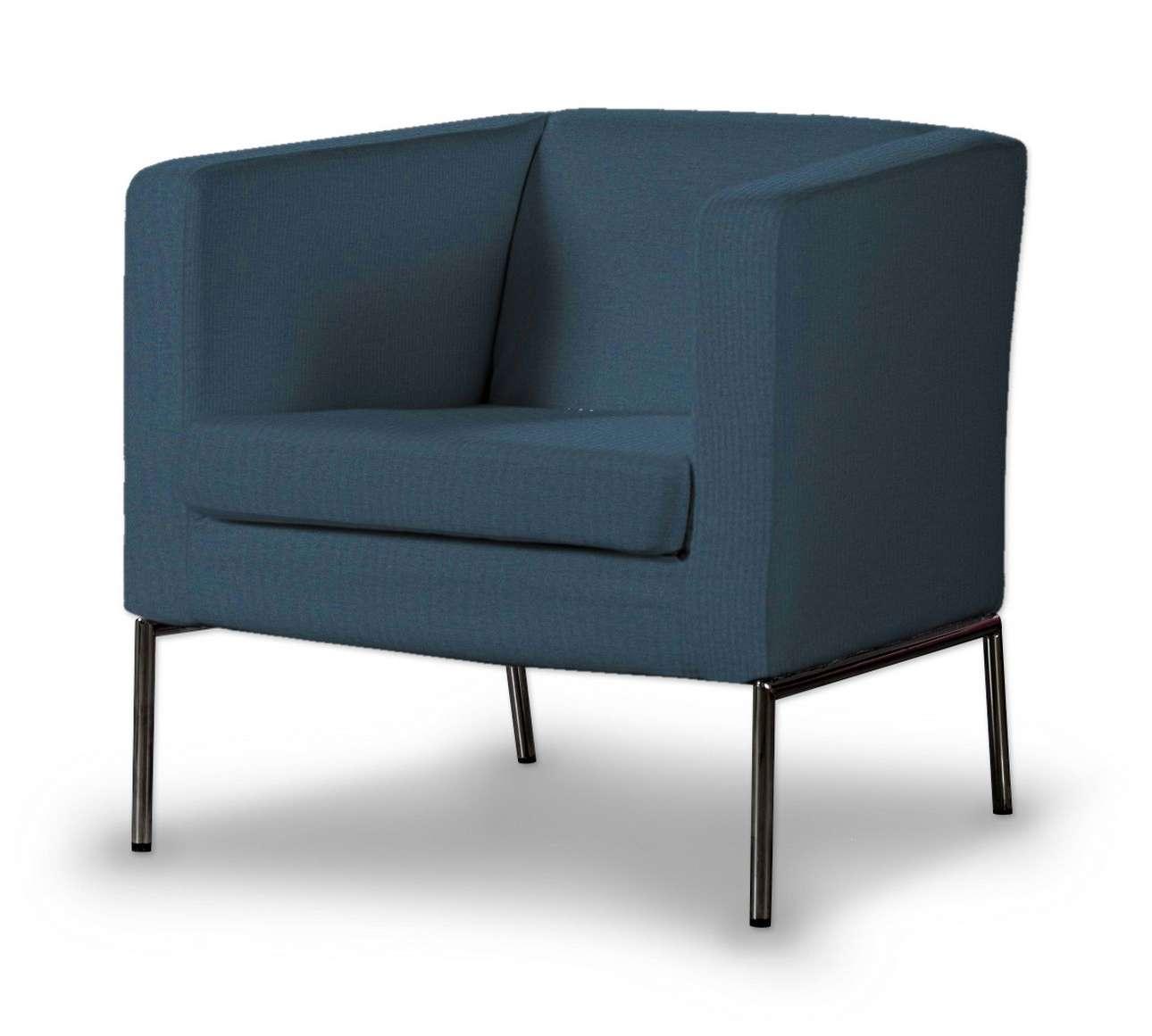 Pokrowiec na fotel Klappsta w kolekcji Etna, tkanina: 705-30