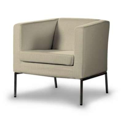 Klappsta betræk lænestol 161-45 Beige/grøn meleret Kollektion Living