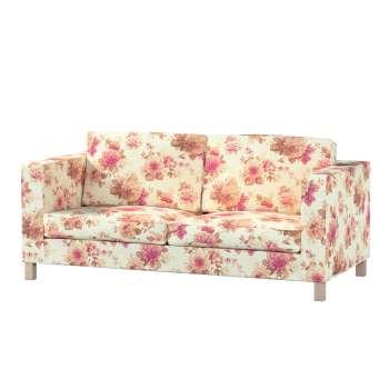 Pokrowiec na sofę Karlanda rozkładaną, krótki Sofa Karlanda rozkładana w kolekcji Mirella, tkanina: 141-06