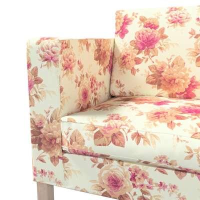 Pokrowiec na sofę Karlanda rozkładaną, krótki w kolekcji Londres, tkanina: 141-06