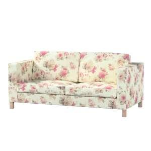 Pokrowiec na sofę Karlanda rozkładaną, krótki Sofa Karlanda rozkładana w kolekcji Mirella, tkanina: 141-07