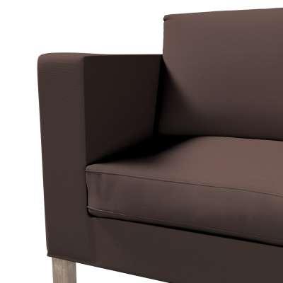 Pokrowiec na sofę Karlanda rozkładaną, krótki w kolekcji Cotton Panama, tkanina: 702-03