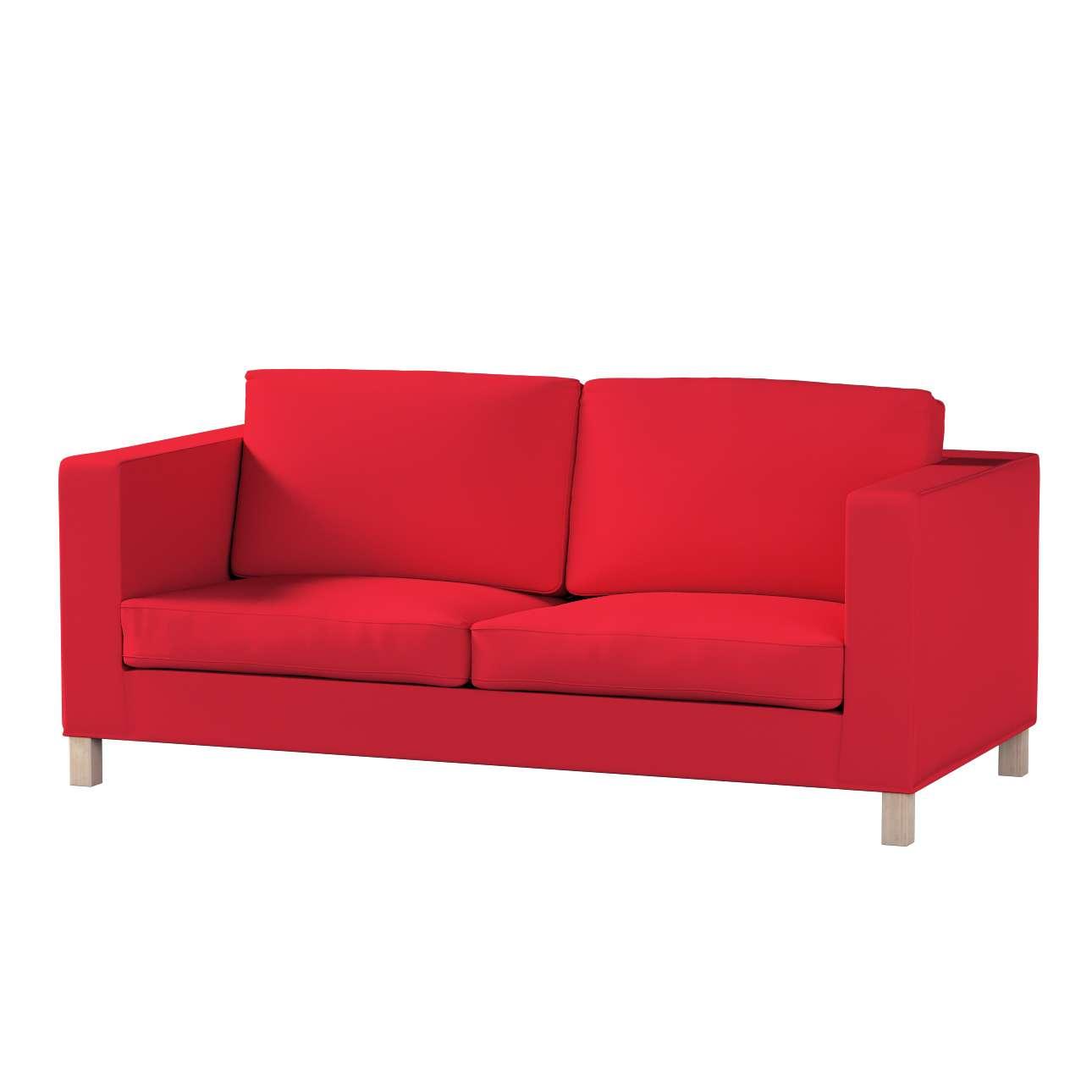 Potah na pohovku IKEA  Karlanda rozkládací, krátký pohovka Karlanda rozkládací v kolekci Cotton Panama, látka: 702-04