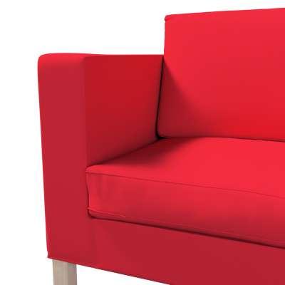 Pokrowiec na sofę Karlanda rozkładaną, krótki w kolekcji Cotton Panama, tkanina: 702-04
