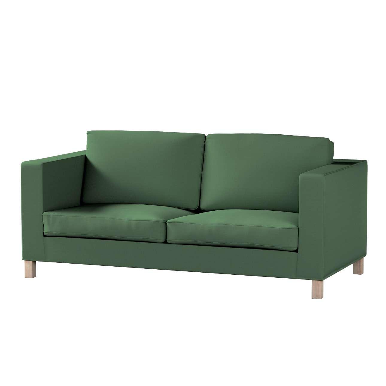 IKEA zitbankhoes/ overtrek voor Karlanda slaapbank, kort van de collectie Cotton Panama, Stof: 702-06