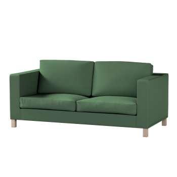 Pokrowiec na sofę Karlanda rozkładaną, krótki Sofa Karlanda rozkładana w kolekcji Cotton Panama, tkanina: 702-06