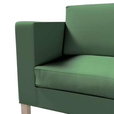Karlanda nyitható kanapé huzat rövid a kollekcióból Cotton Panama Bútorszövet, Dekoranyag: 702-06