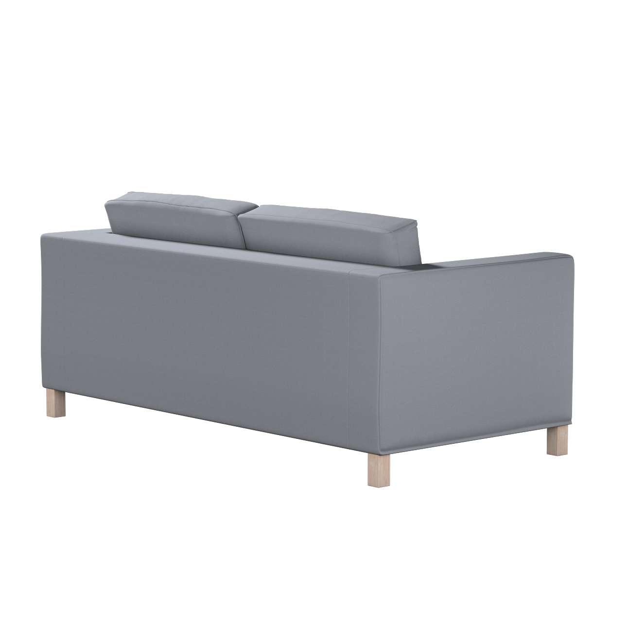 Karlanda nyitható kanapé huzat rövid a kollekcióból Cotton Panama Bútorszövet, Dekoranyag: 702-07