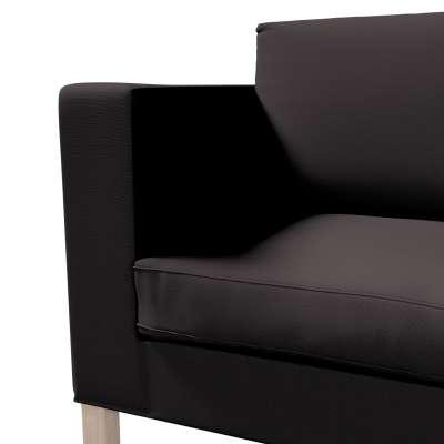 Pokrowiec na sofę Karlanda rozkładaną, krótki w kolekcji Cotton Panama, tkanina: 702-08