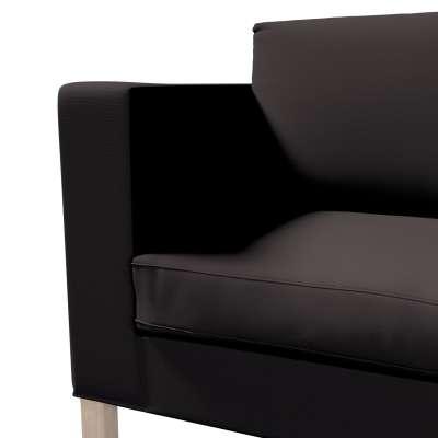 Pokrowiec na sofę Karlanda rozkładaną, krótki w kolekcji Cotton Panama, tkanina: 702-09