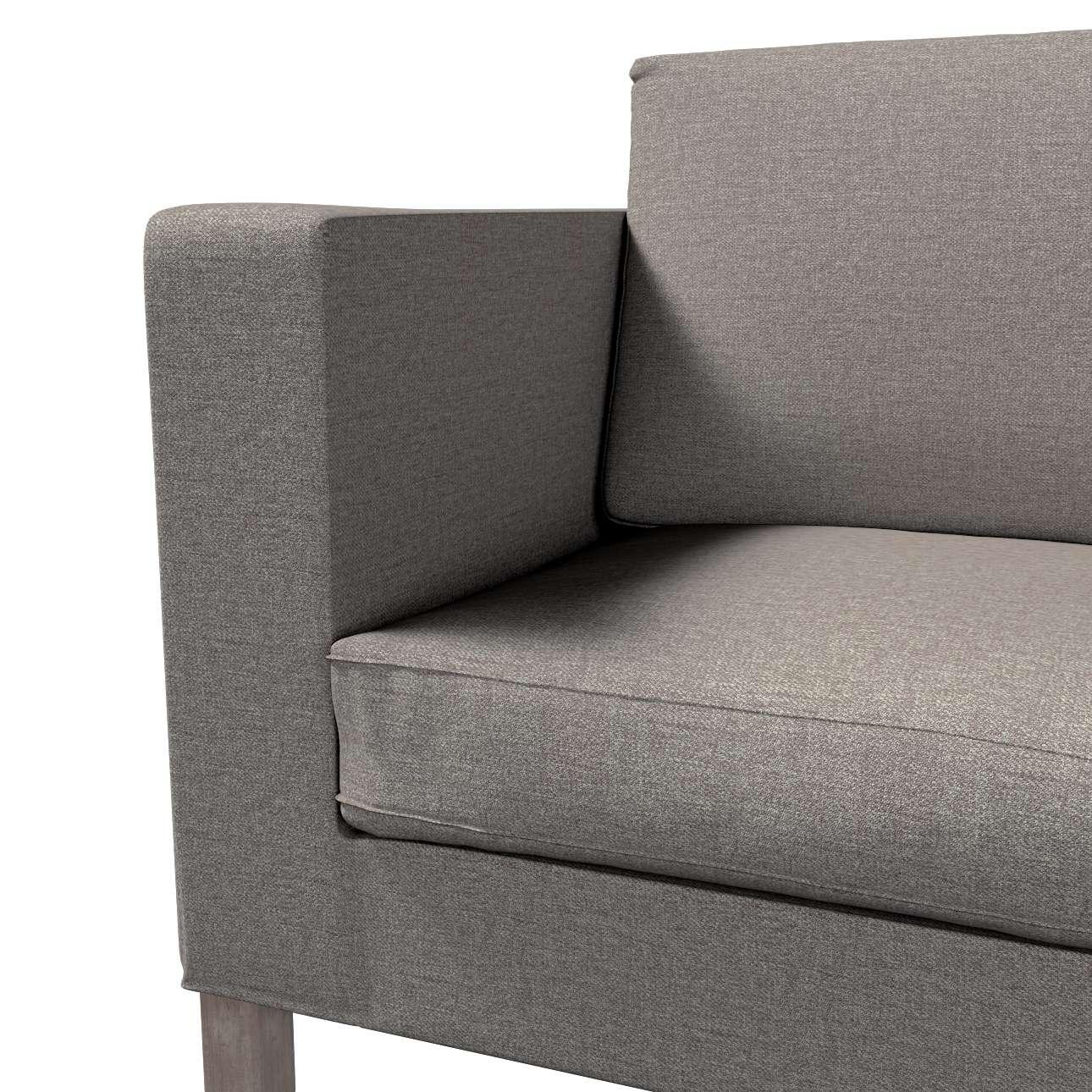 Pokrowiec na sofę Karlanda rozkładaną, krótki w kolekcji Edinburgh, tkanina: 115-77