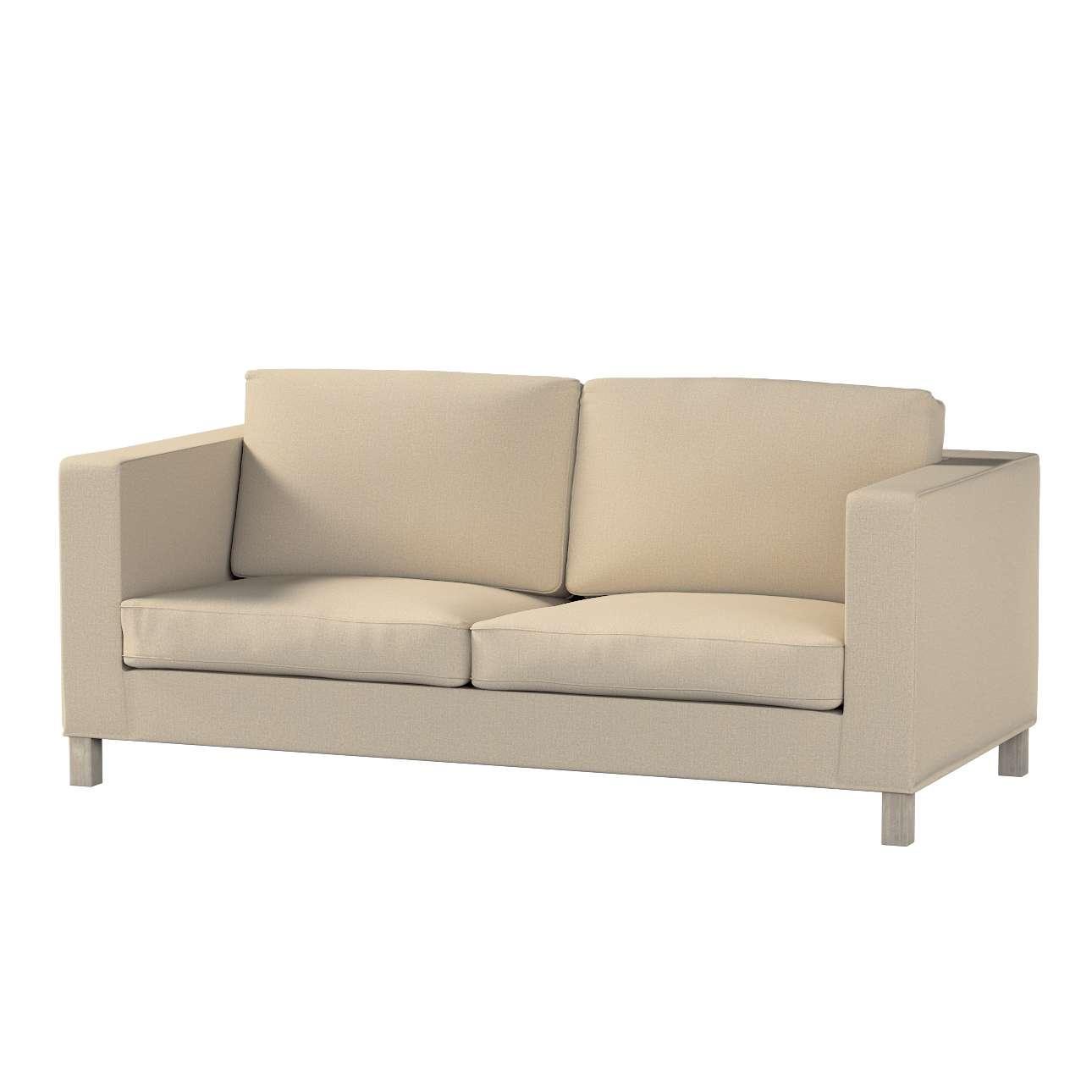 Pokrowiec na sofę Karlanda rozkładaną, krótki Sofa Karlanda rozkładana w kolekcji Edinburgh, tkanina: 115-78