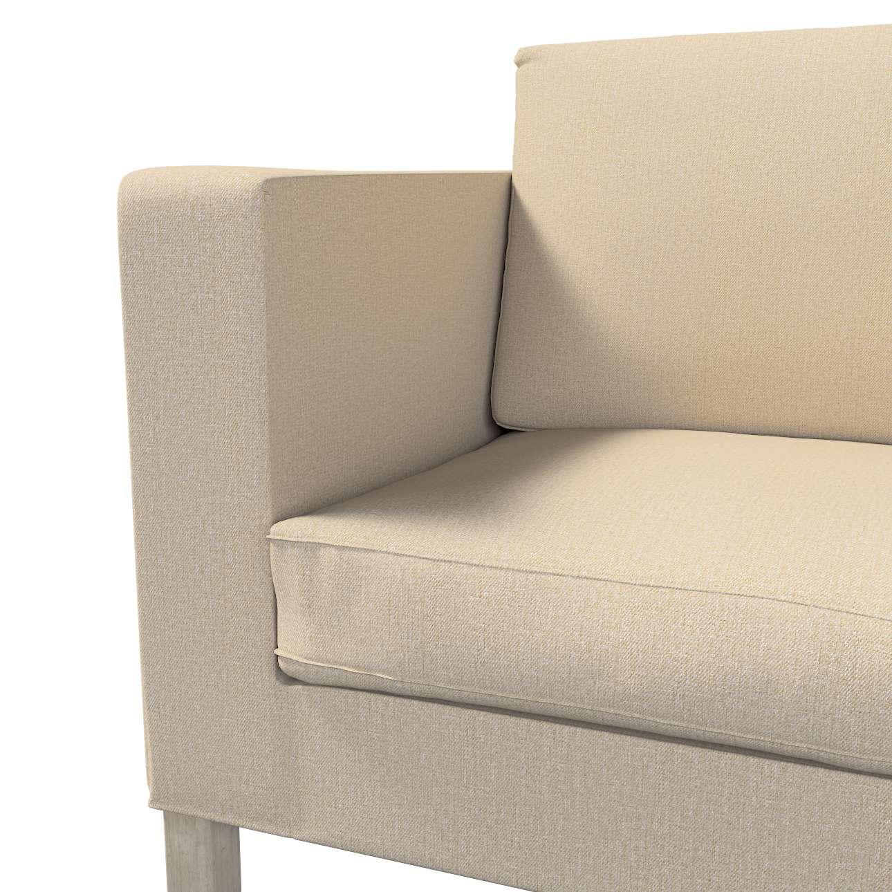 Karlanda nyitható kanapé huzat rövid a kollekcióból Edinburgh Bútorszövet, Dekoranyag: 115-78