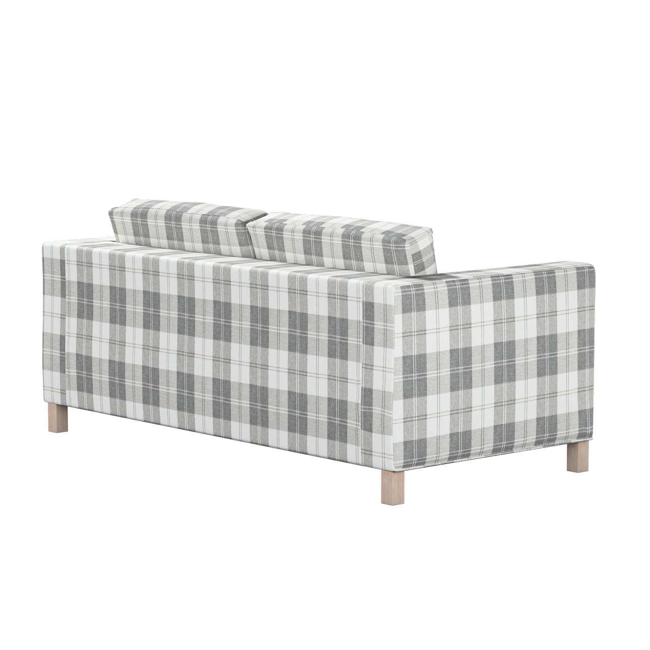 Potah na pohovku IKEA  Karlanda rozkládací, krátký v kolekci Edinburgh, látka: 115-79