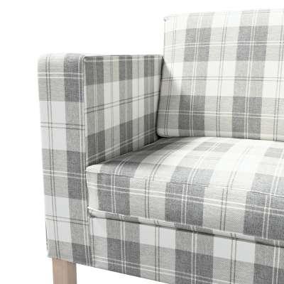 Karlanda nyitható kanapé huzat rövid a kollekcióból Edinburgh Bútorszövet, Dekoranyag: 115-79