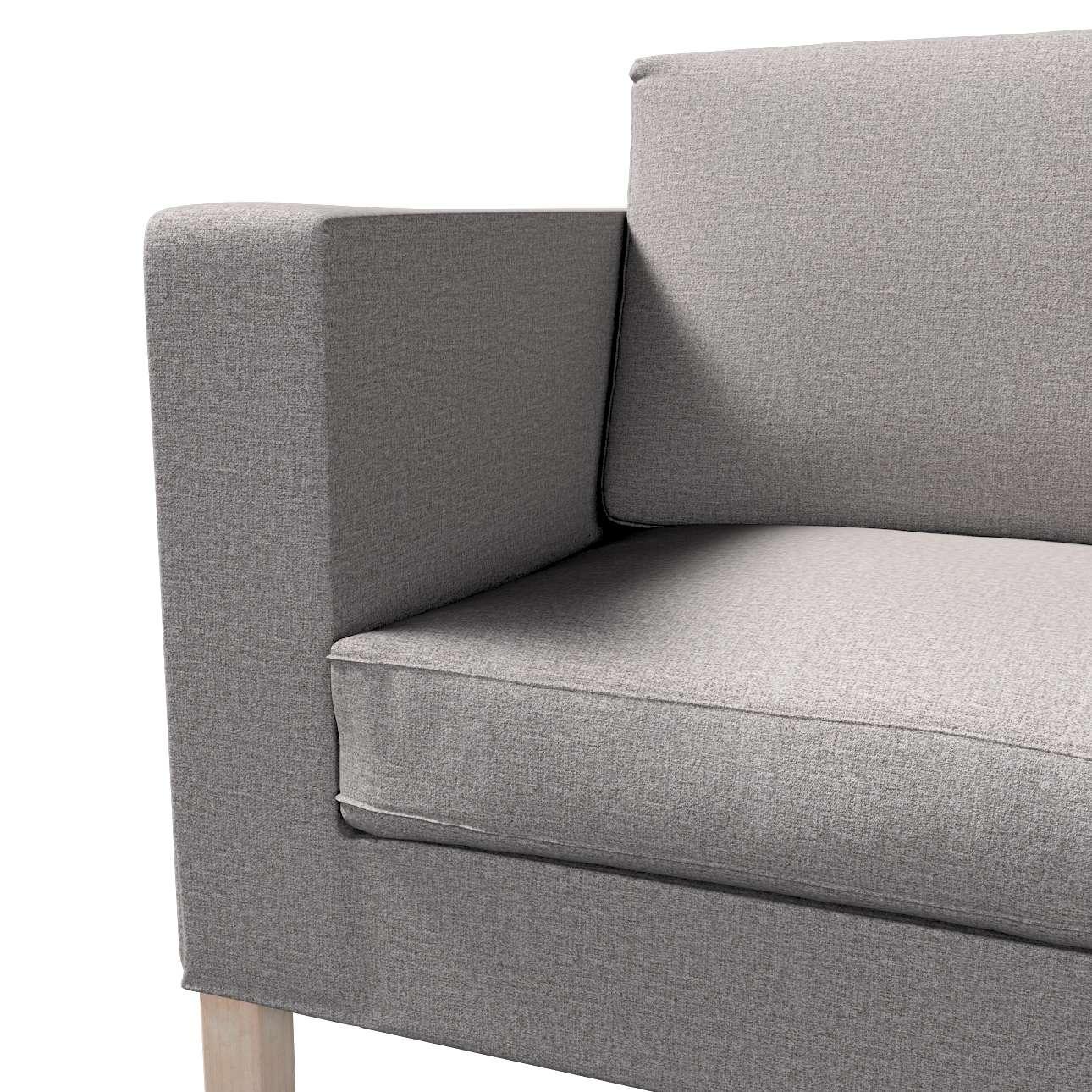 Pokrowiec na sofę Karlanda rozkładaną, krótki w kolekcji Edinburgh, tkanina: 115-81