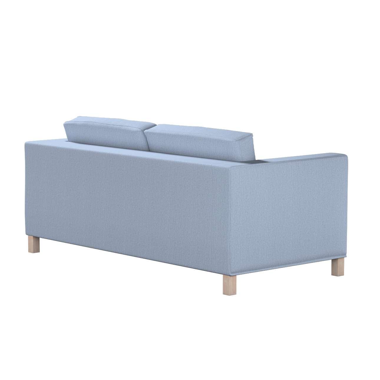 IKEA zitbankhoes/ overtrek voor Karlanda slaapbank, kort van de collectie Chenille, Stof: 702-13