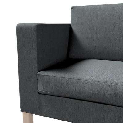 Pokrowiec na sofę Karlanda rozkładaną, krótki w kolekcji Chenille, tkanina: 702-20