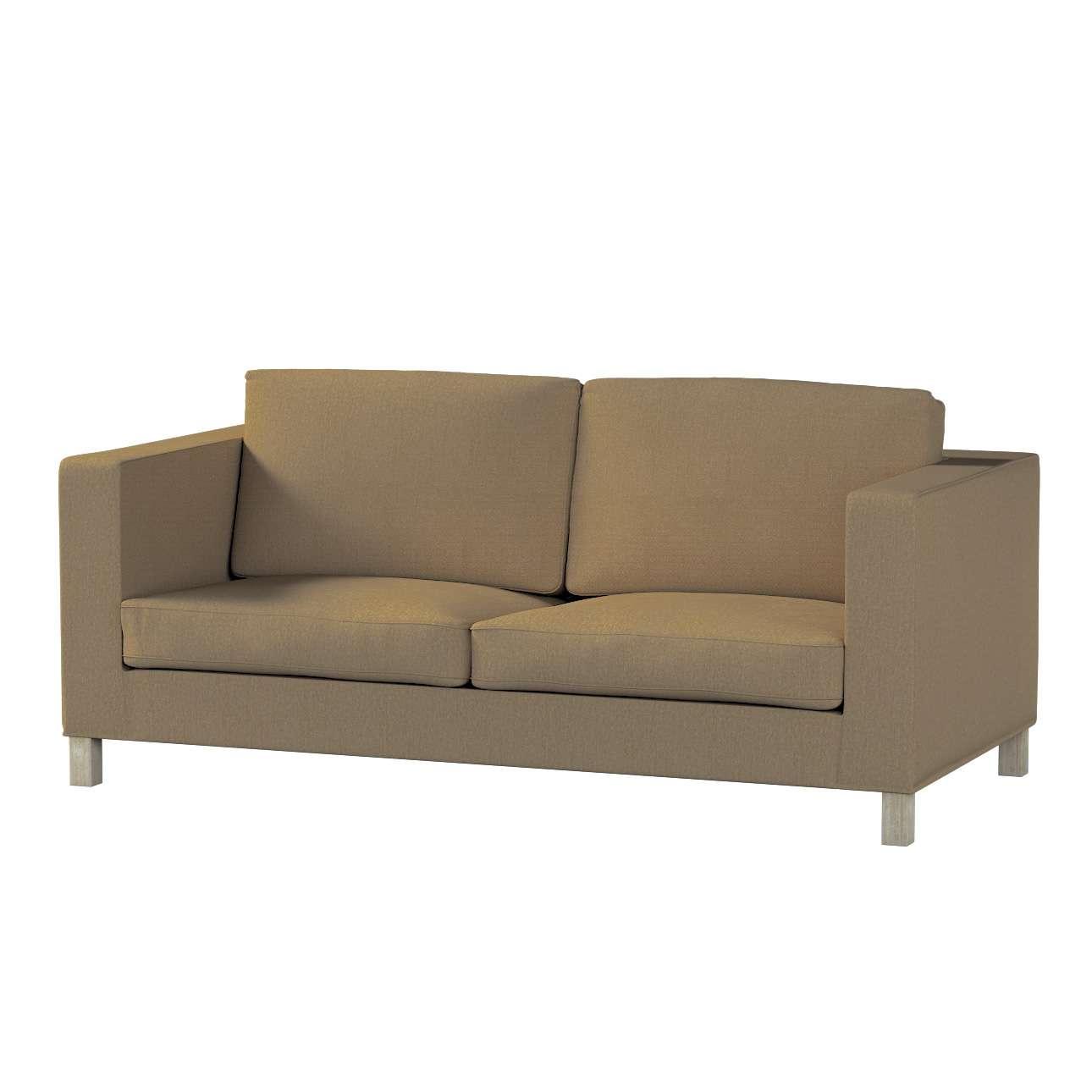 Pokrowiec na sofę Karlanda rozkładaną, krótki Sofa Karlanda rozkładana w kolekcji Chenille, tkanina: 702-21
