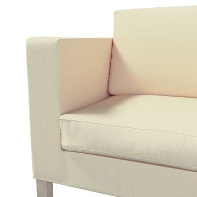 Pokrowiec na sofę Karlanda rozkładaną, krótki w kolekcji Chenille, tkanina: 702-22
