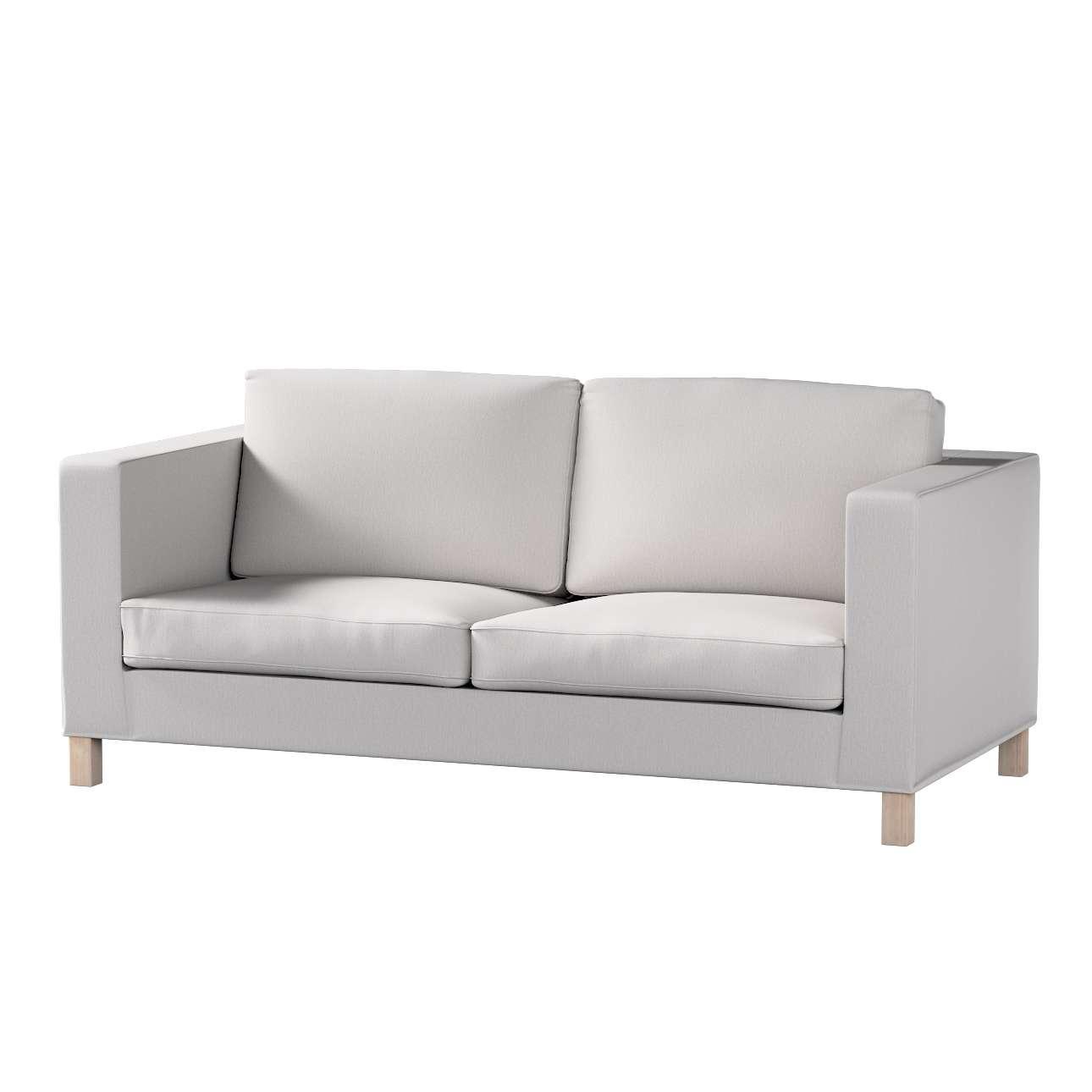 Pokrowiec na sofę Karlanda rozkładaną, krótki w kolekcji Chenille, tkanina: 702-23