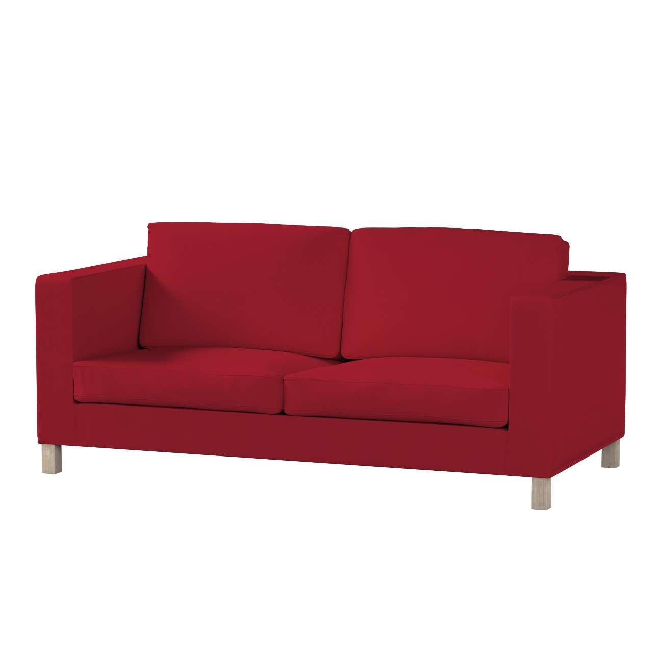 Pokrowiec na sofę Karlanda rozkładaną, krótki Sofa Karlanda rozkładana w kolekcji Chenille, tkanina: 702-24