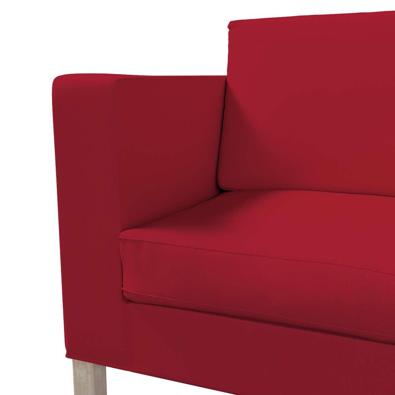 Karlanda nyitható kanapé huzat rövid a kollekcióból CHENILLE Bútorszövet, Dekoranyag: 702-24