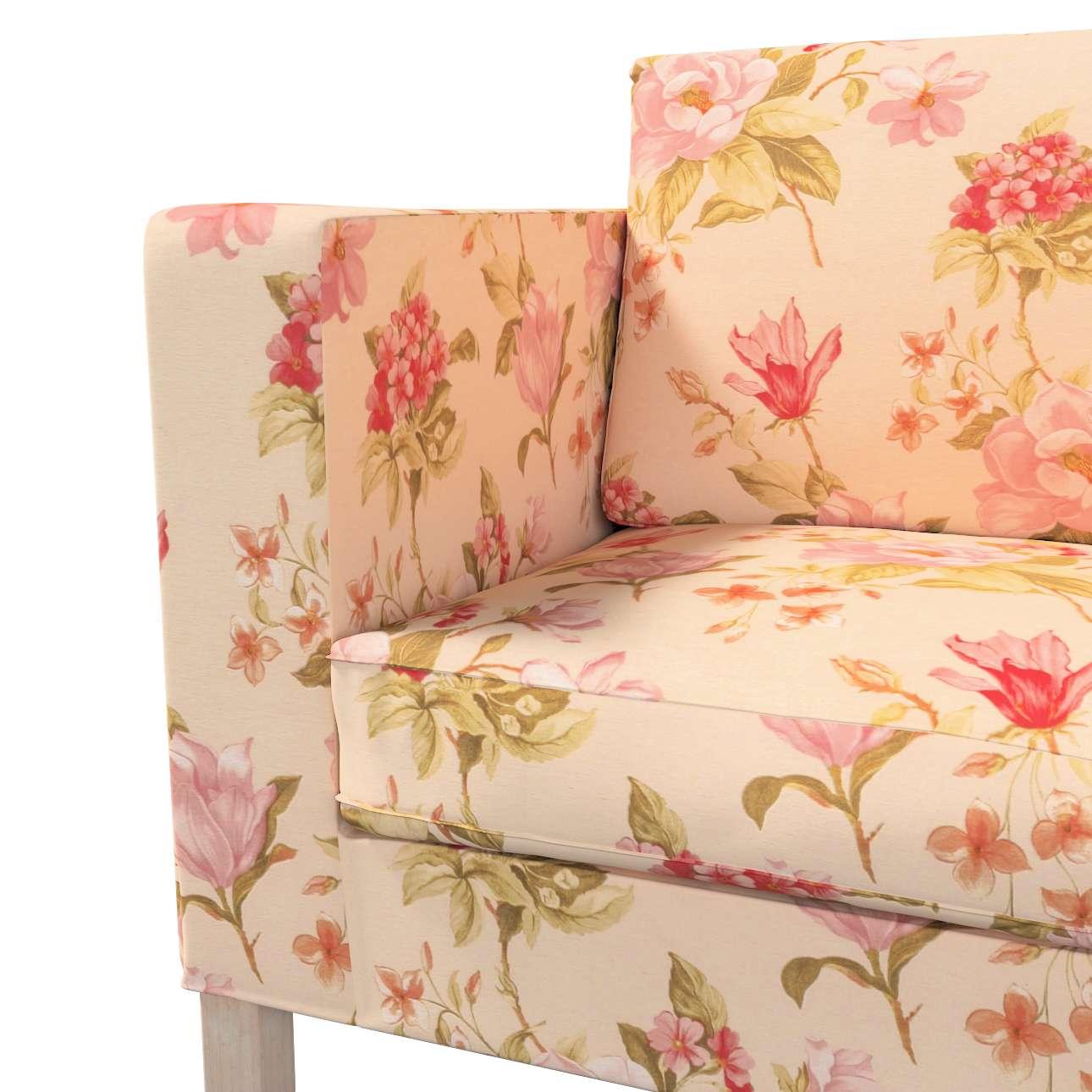 Karlanda nyitható kanapé huzat rövid a kollekcióból Londres Bútorszövet, Dekoranyag: 123-05