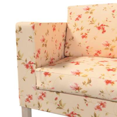 Pokrowiec na sofę Karlanda rozkładaną, krótki w kolekcji Londres, tkanina: 124-05