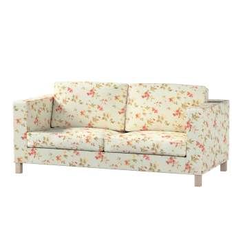 Pokrowiec na sofę Karlanda rozkładaną, krótki Sofa Karlanda rozkładana w kolekcji Londres, tkanina: 124-65