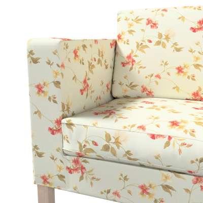 Pokrowiec na sofę Karlanda rozkładaną, krótki w kolekcji Londres, tkanina: 124-65