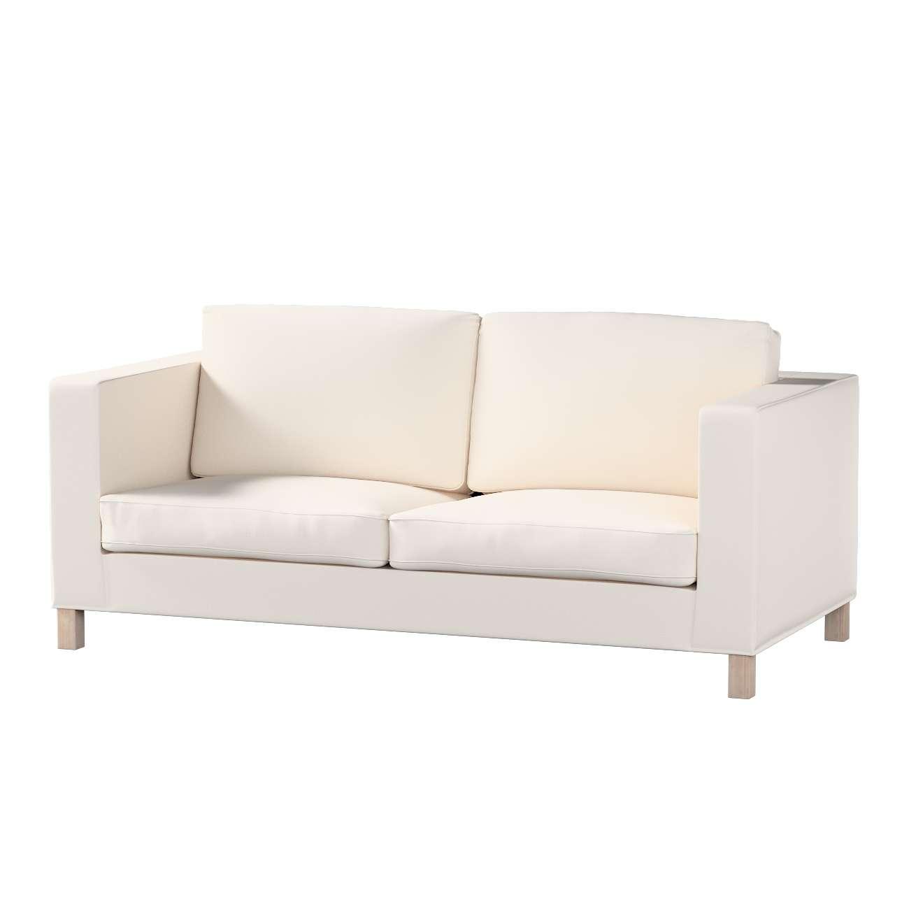 Pokrowiec na sofę Karlanda rozkładaną, krótki Sofa Karlanda rozkładana w kolekcji Etna , tkanina: 705-01