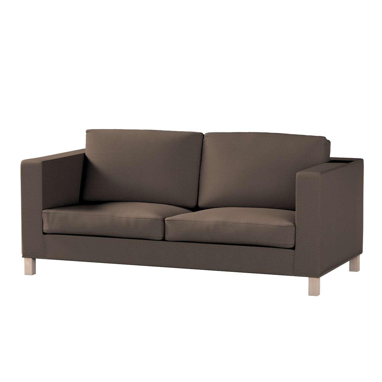 Pokrowiec na sofę Karlanda rozkładaną, krótki Sofa Karlanda rozkładana w kolekcji Etna , tkanina: 705-08