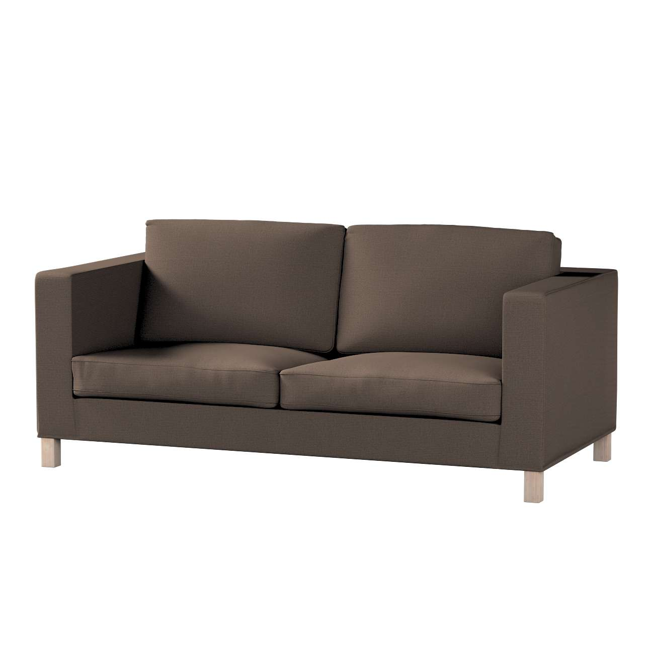Potah na pohovku IKEA  Karlanda rozkládací, krátký pohovka Karlanda rozkládací v kolekci Etna, látka: 705-08