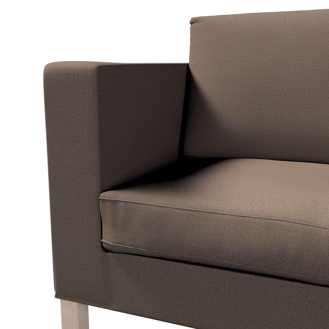 Potah na pohovku IKEA  Karlanda rozkládací, krátký v kolekci Etna, látka: 705-08