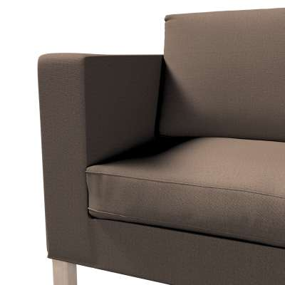 Pokrowiec na sofę Karlanda rozkładaną, krótki w kolekcji Etna, tkanina: 705-08