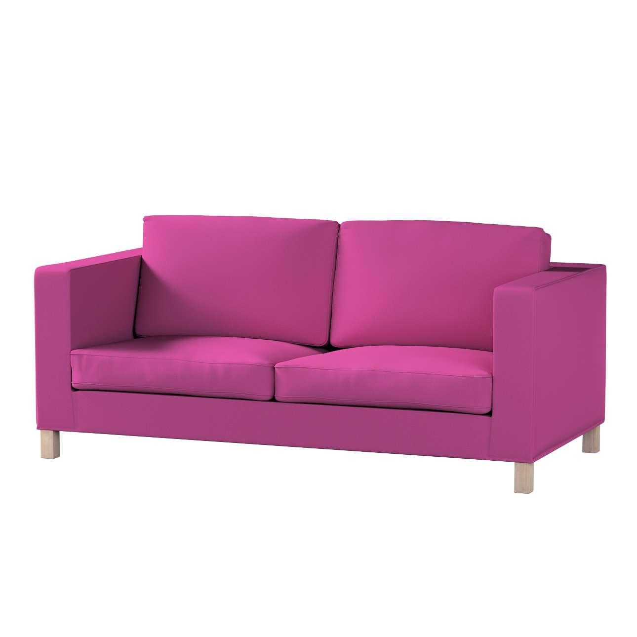 Pokrowiec na sofę Karlanda rozkładaną, krótki Sofa Karlanda rozkładana w kolekcji Etna , tkanina: 705-23
