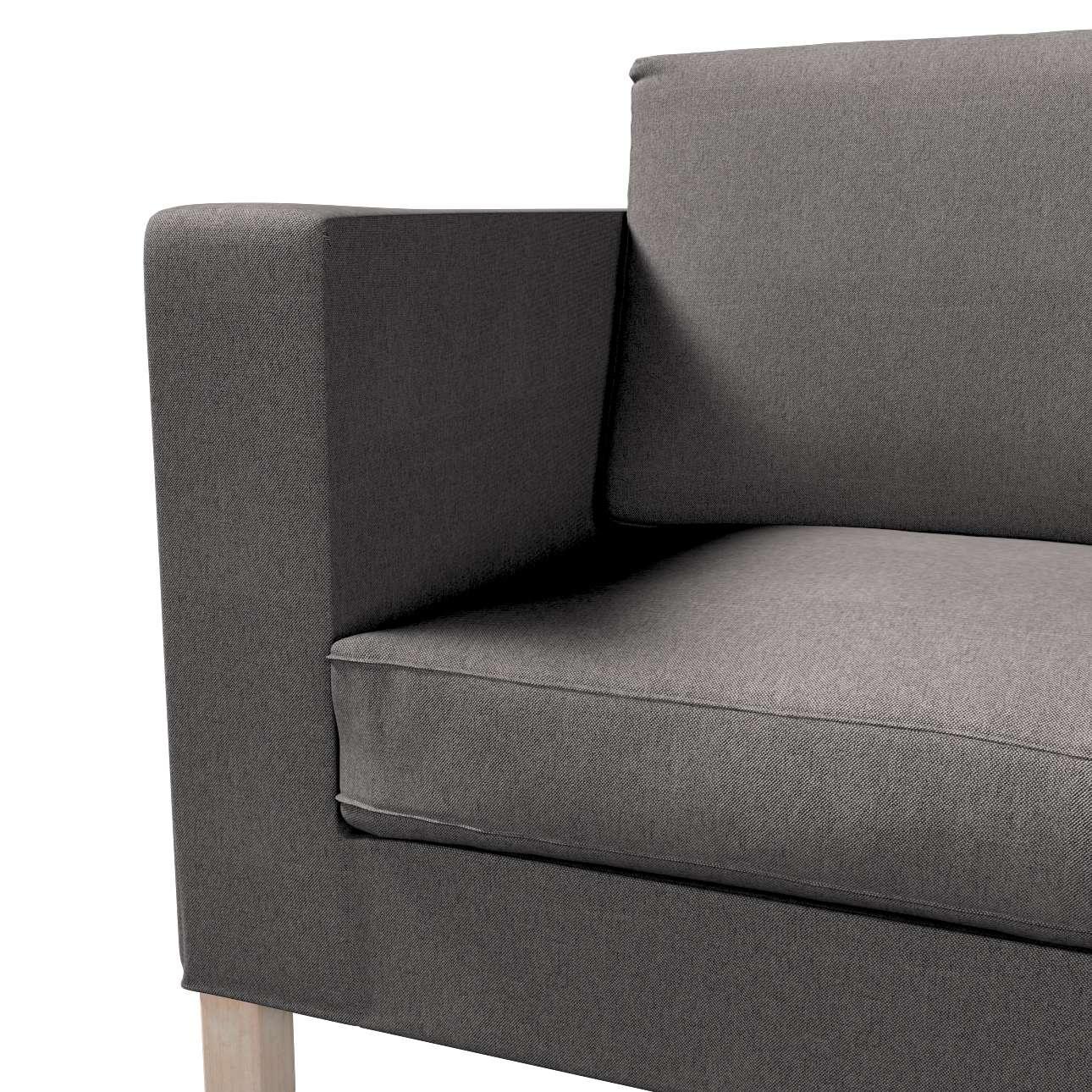 Potah na pohovku IKEA  Karlanda rozkládací, krátký v kolekci Etna, látka: 705-35