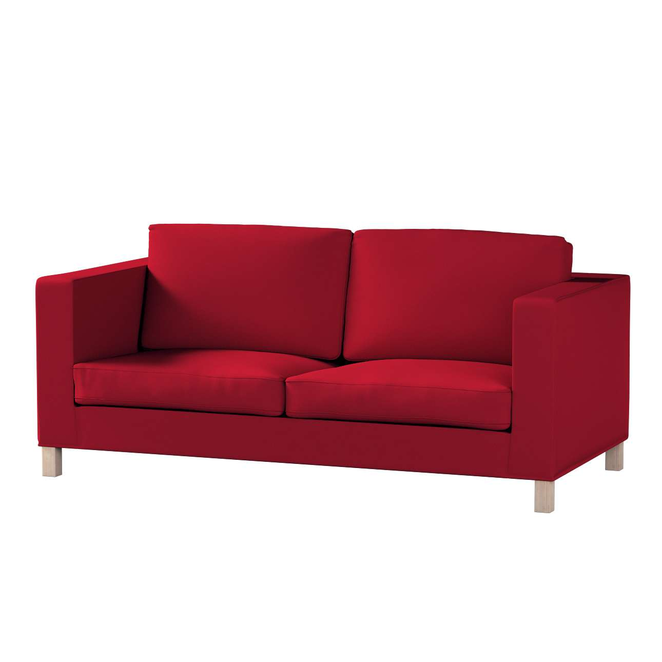 Pokrowiec na sofę Karlanda rozkładaną, krótki Sofa Karlanda rozkładana w kolekcji Etna , tkanina: 705-60