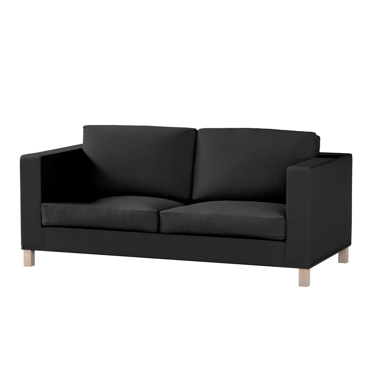 Pokrowiec na sofę Karlanda rozkładaną, krótki Sofa Karlanda rozkładana w kolekcji Etna , tkanina: 705-00