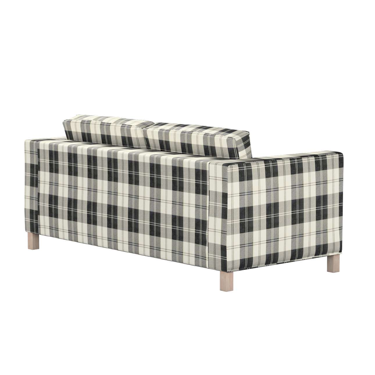 Potah na pohovku IKEA  Karlanda rozkládací, krátký v kolekci Edinburgh, látka: 115-74