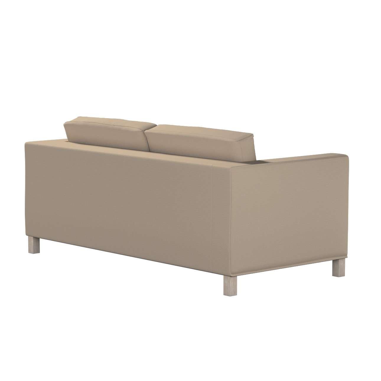 Potah na pohovku IKEA  Karlanda rozkládací, krátký v kolekci Cotton Panama, látka: 702-28