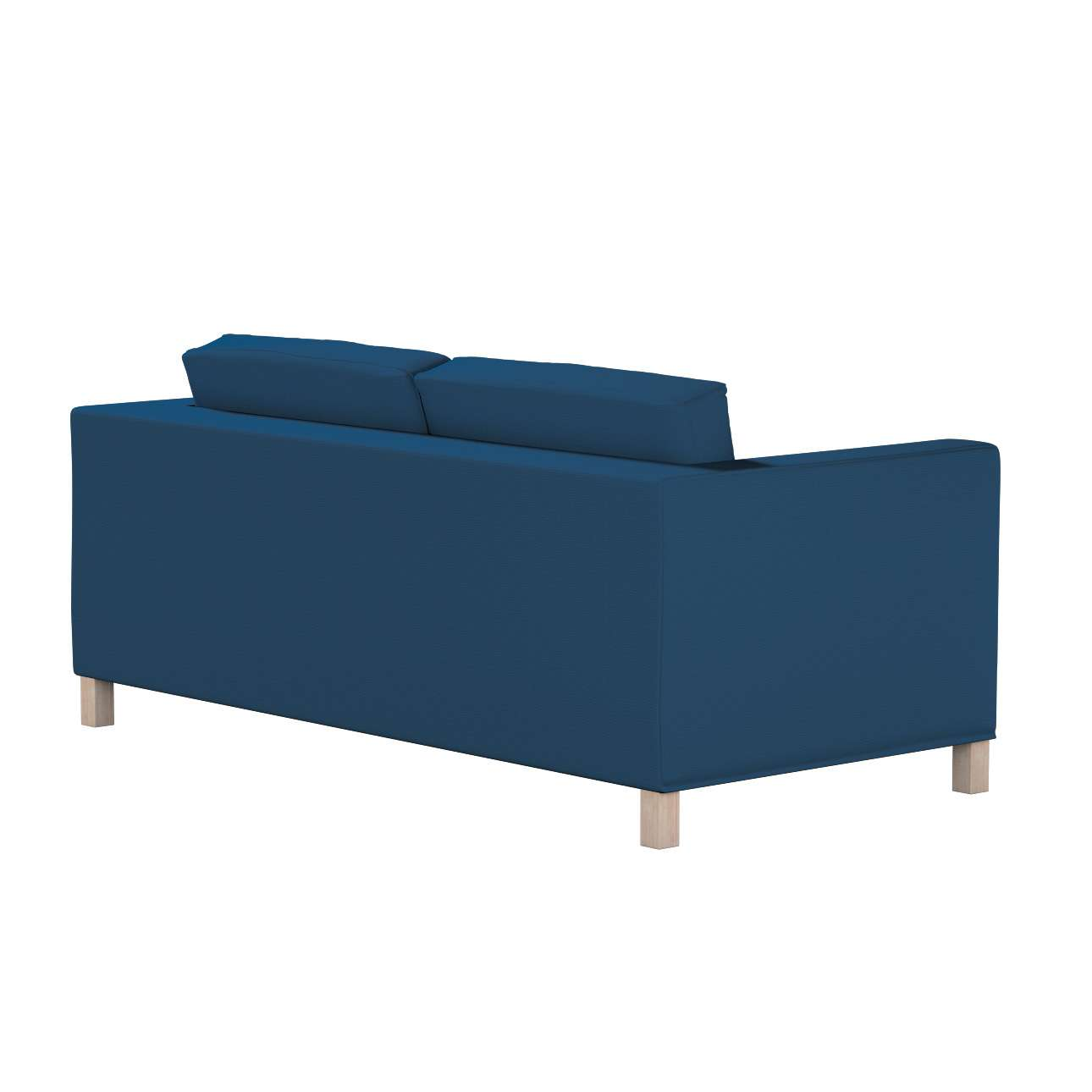 Potah na pohovku IKEA  Karlanda rozkládací, krátký v kolekci Cotton Panama, látka: 702-30