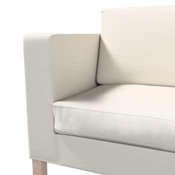 Karlanda Schlafsofabezug kurz von der Kollektion Cotton Panama, Stoff: 702-31