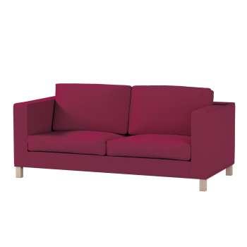 Pokrowiec na sofę Karlanda rozkładaną, krótki Sofa Karlanda rozkładana w kolekcji Cotton Panama, tkanina: 702-32