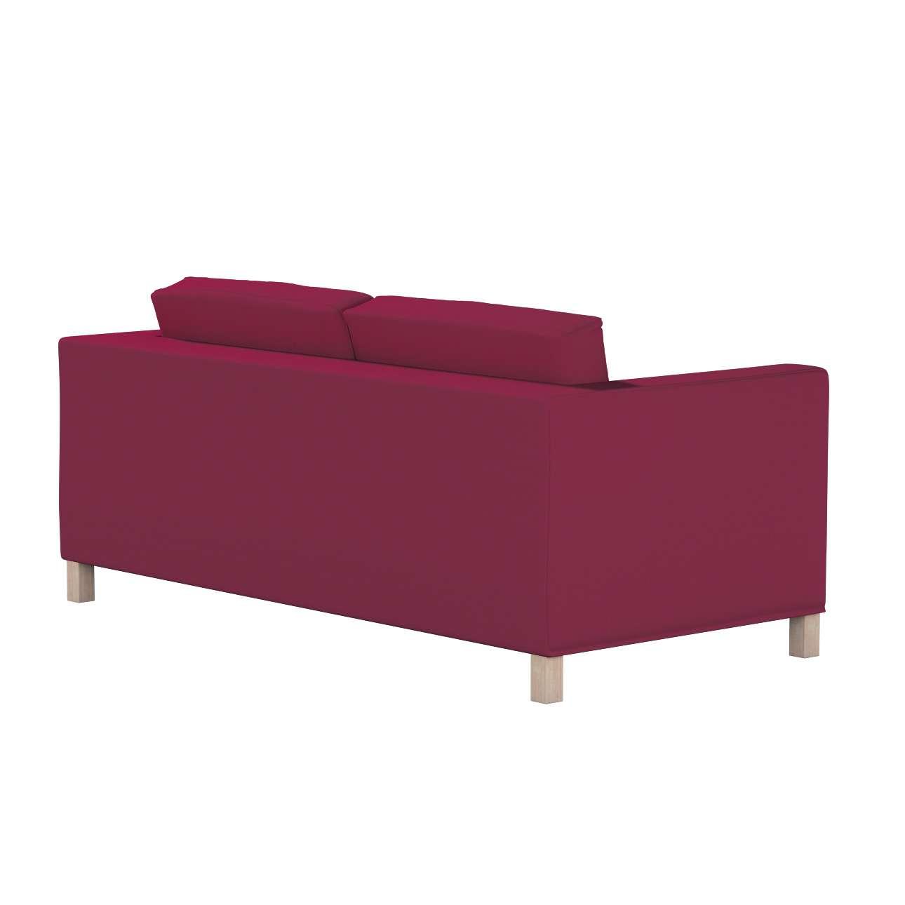 IKEA zitbankhoes/ overtrek voor Karlanda slaapbank, kort van de collectie Cotton Panama, Stof: 702-32