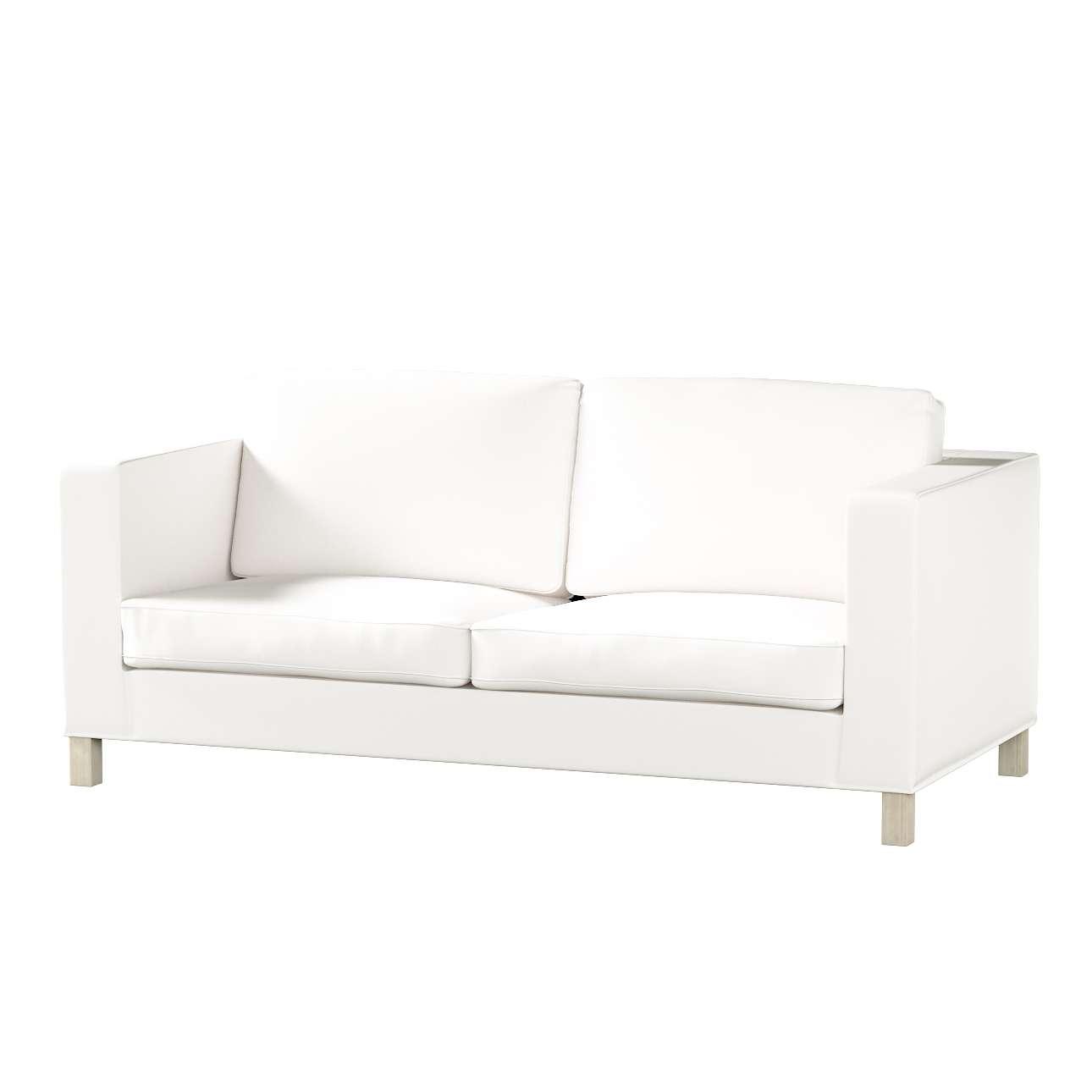 Potah na pohovku IKEA  Karlanda rozkládací, krátký pohovka Karlanda rozkládací v kolekci Cotton Panama, látka: 702-34